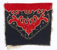 Magasin for Bunad og Folkedrakt Bridal Crown, Drink Sleeves, Norway, Fashion Art, Folk Art, Scandinavian, Textiles, Embroidery, Floral