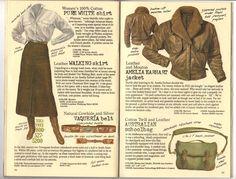 Abandoned Republic | A journey through vintage Banana Republic catalogs | We Heart It