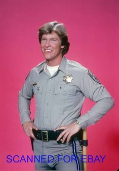A Tribute to CHiPs Seasons One & Two Larry Wilcox, 70s Tv Shows, Old Shows, Childhood Tv Shows, 80s Tv, Men In Uniform, Anne Of Green Gables, Disney Pictures, Favorite Tv Shows