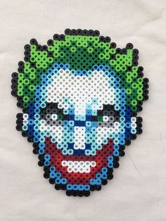 Joker tira Sprite por PrettyPixelations en Etsy