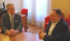Economia, Chiacchieroni incontra direttore di Veneto Banca