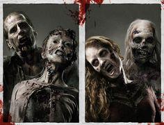 The Walking Dead. My nerdy weakness.
