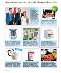 ¡#Ingredíssimo aparece en la sección de notícias de Cocina Díez!