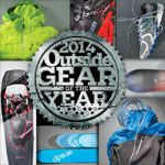 It's that time of year again! Outside is rolling out our picks for the best winter gear of 2014, featuring everything you'll need for skiing, snowboarding, snowshoeing, and more. Gathered here are the 8 pieces of gear with earned our prestigious Gear of the Year award. Enjoy!