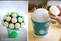 Maceta de cupcakes!!