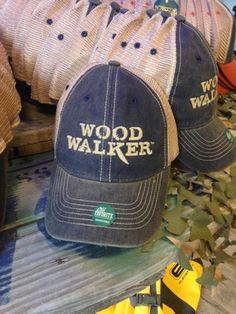 Woodwalker Trucker Cap (Navy)