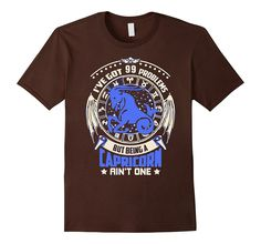 I Love Being A Capricorn Zodiac T-Shirts Horoscope Gifts