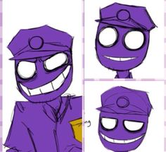 I wanna draw like Rebornica.Welp,time to practice.I like how awesome Purple Guy looks though,