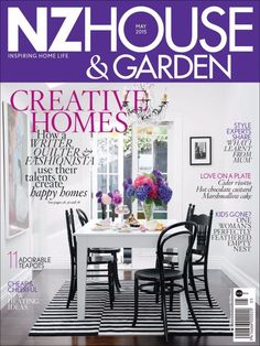 NZ House & Garden Magazine releases ‪#May2015Issue‬ with the new articles on Creative Homes. ‪#‎NZHouseandGarden‬ ‪#‎HomeDecor‬ http://goo.gl/dDA7h2?utm_source=facebookNZ House & Garden Magazine releases ‪#‎May2015Issue‬ with the new articles on Creative Homes.  #NZHouseandGarden‬ #HomeDecor‬