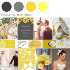 Yellow + Gray :)