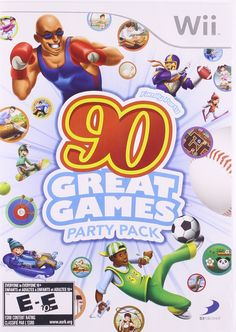 Amazon.com: Family Party 90 Great Games - Nintendo Wii: Video Games