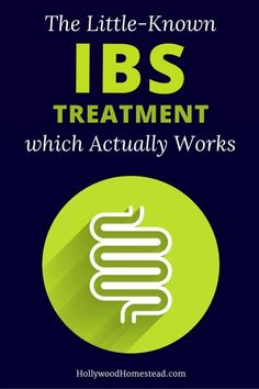 The Little-Known IBS Treatment which Actually Works
