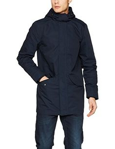 Burton Menswear London Hooded, Parka para Hombre