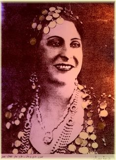 """In 1926 a woman of Levantine origin named Badia Masabny opened a nightclub in Cairo in the fashion of European cabarets. This nightclub, known as """"Casino Badia"""", and another club later established by Masabny, """"Casino Opera"""""""