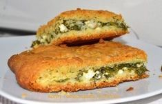 Gf Recipes, Greek Recipes, Cooking Recipes, Greek Cooking, Greek Dishes, Bread And Pastries, Mediterranean Recipes, Different Recipes, Easy Meals