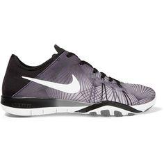 Nike Nike - Free Tr 6 Neoprene Sneakers - Black (€66) ❤ liked