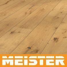 Meister Lindura Holzboden Premium HD 300 rustikal Eiche 8410 Landhausdiele 2V/M2V