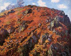 Claude Monet, Impressionist Paintings, Printmaking, Illustrators, Canvas, Prints, Outdoor, Oil, Impressionism