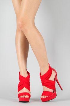 Anne Michelle Socialite - Strappy Open Toe Sandal
