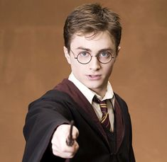 Daniel Radcliffe (Harry Potter or the boy who lived)