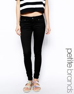 New Look Petite Supersoft Skinny Jean