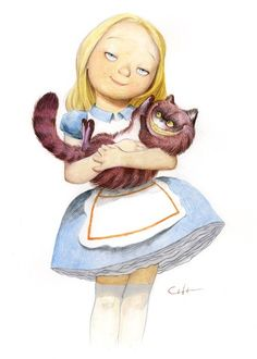 Alice in wonderland  Adorable!
