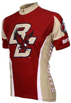 NCAA Boston College Cycling JerseyMedium maroongold ** Find out more about the great product at the image link.