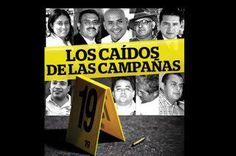 #SOSPORMÉXICO #FreeNestora Los caídos de las campañas http://ift.tt/1KPIszw