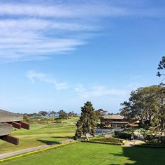View our balcony over sea and golf course. Now breakfast and a walk past Wholefoods to downtown La Jolla.#lajolla #california #thelodge #lajollalocals #sandiegoconnection #sdlocals - posted by Ninka Mauritson Detox Dig Smuk  https://www.instagram.com/ninkasdetox. See more post on La Jolla at http://LaJollaLocals.com