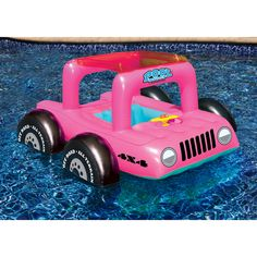 The Swimline Pool Buggy baby pool float features a fun buggy design, off road ridin' for your pool. Baby pool float Fun buggy design Off road ridin' for your pool Brand: Swimline Model: Materi Cute Pool Floats, Pool Floats For Kids, Vinyl Pool, Pool Accessories, Summer Pool, Pool Fun, Water Toys, Buggy, Cool Pools