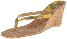Annie Shoes Women's Ada Wedge Sandal * Details can be found by clicking on the image.