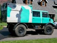 Unimog 416 Doka Expedition Camper For Sale