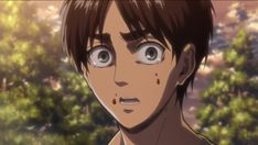 Hajime Isayama's New Years' Resolution: End Attack on Titan! Eren X Mikasa, Attack On Titan Eren, Levi X Eren, Levi Ackerman, Aot Anime, Anime Manga, Anime Boys, Anime Art, One Punch Man