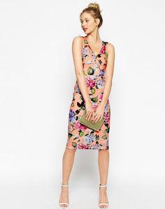 Perfect dress for spring   theglitterguide.com