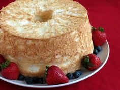Gluten-Free Angel Food Cake - Everyone loves this cake!
