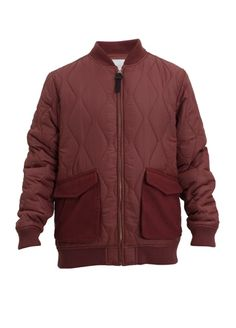 Men's → Jackets → Sixten andorra red - WeSC Webshop