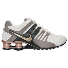 the latest c9e41 00142 Women s Nike Shox Current Running Shoes White Iron Black Storm 639657 022 Running  Shoes Nike,