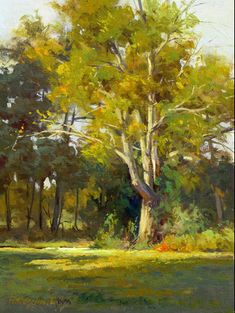 Oil Painting by John Pototschnik