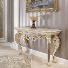 Console Baroque by Turri S.r.l., Italy.  Консоль Baroque, производство Италия…