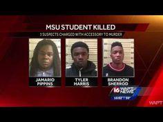 Murder in Mississippi -- Black mob kills white college student - YouTube