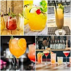 Pina Colada, Hurricanes, Daquari and more. Is it to early for the hurricane party jokes in Florida? Fruity Drinks, Alcoholic Drinks, National Rum Day, Hurricane Party, Party Jokes, Blue Hawaiian, Summer Cocktails, Pina Colada, West Indies