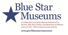 For the third year in a row thousands of museums will be open to our military & families *for free* this summer. Learn more http://www.bluestarfam.org/Programs/Blue_Star_Museums