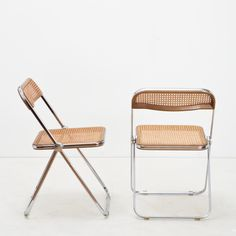 Giancarlo Piretti Plia Folding Chair