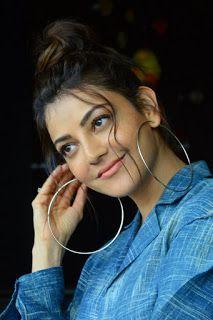 Ranarangam Movie Kajal Aggarwal Photos Indian Actresses Beautiful Girl Indian