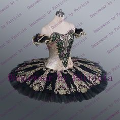 This professional tutu belongs to our new exclusive 2015 Collection. The tutu has been created for the role of Satanella. This stunning costume is created with gold and black fabrics. Tutu Ballet, Ballerina Tutu, Ballet Dancers, Bolshoi Ballet, Tutu Costumes, Ballet Costumes, Carnival Costumes, Dance Outfits, Dance Dresses