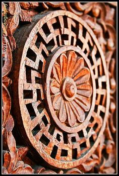 Hindu Temple Carving