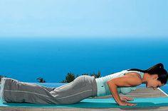Training Bauch Beine Po
