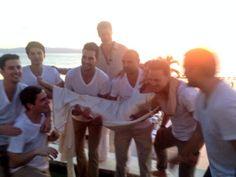 Big time rushes Carlos Pena and Alexa Vega marry