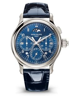 Patek Philippe Grand Complications Ref. 5372P-001 Platinum - Face