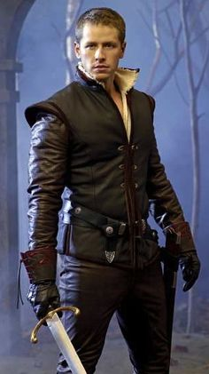 Josh Dallas As David Nolan A.K.A. Prince Charming